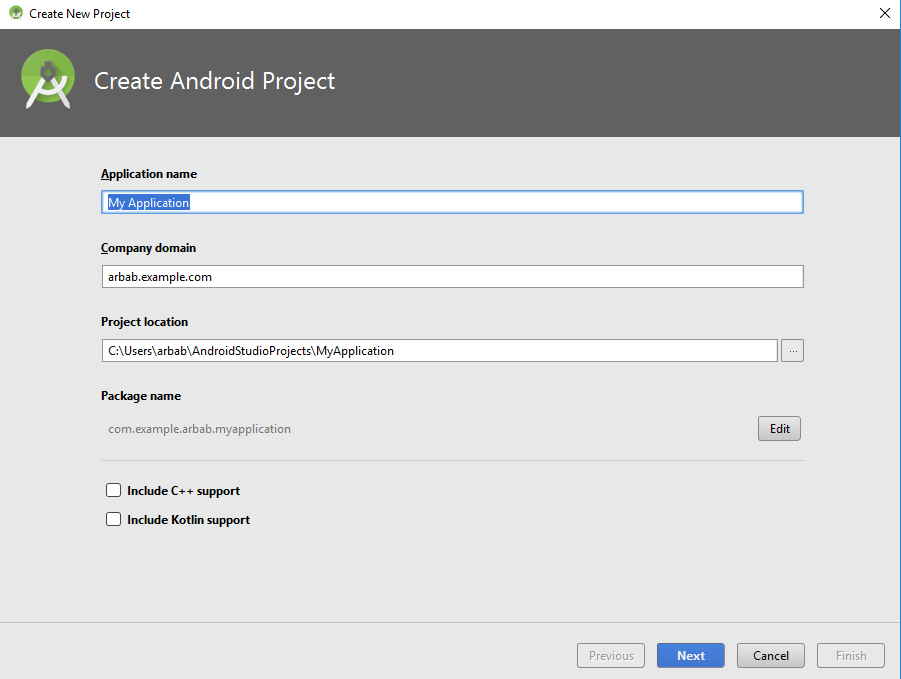 How to develop Android App for your website